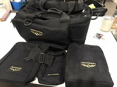 Jeppesen Aviator Flight Bag