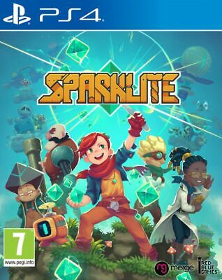 Sparklite (PS4) Out 15th Nov Free UK P&P Brand New & Sealed UK PAL