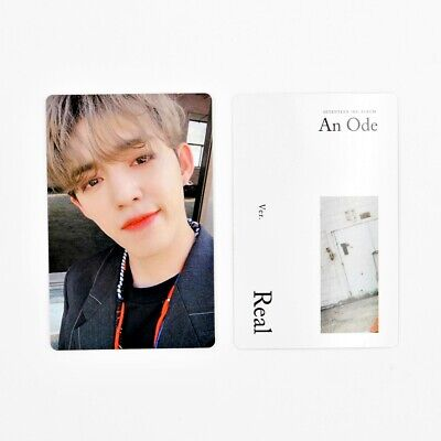 [SEVENTEEN] An Ode 독 : Fear Official Photocard / Real Ver. B-1. S.COUPS