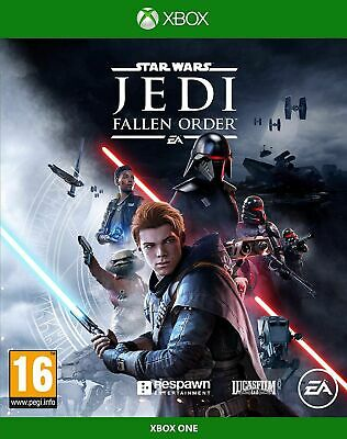 Star Wars Jedi Fallen Order (Xbox One) Free UK P&P New & Sealed