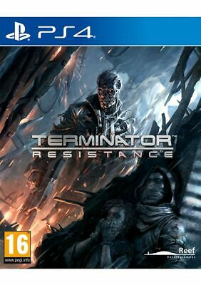Terminator Resistance (PS4) Out 15th Nov Free UK P&P New & Sealed UK PAL