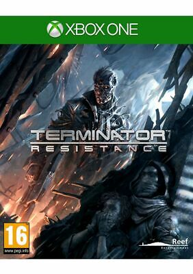 Terminator Resistance (Xbox One) Out 15th Nov Free UK P&P New & Sealed UK PAL