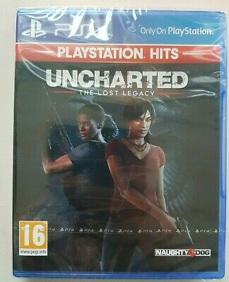Uncharted: The Lost Legacy - PlayStation Hits - (PS4) - NEW