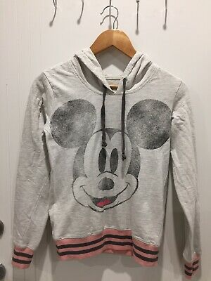 Authentic Disney Mickey Mouse Hoodie Size Xs