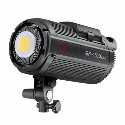 Jinbei EF-150D 150W LED 5600K Battery Studio Video Sun Light Lamp Bowens Mount