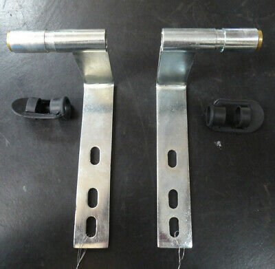 Tractor : Flashing Beacon Brackets Left & Right Hand Pair