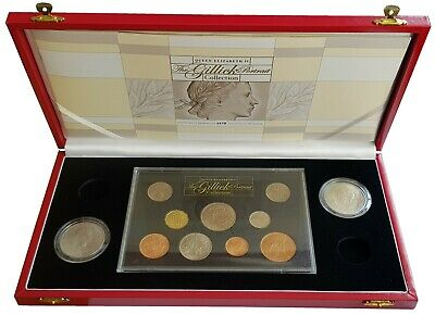 Queen Elizabeth II The Gillick Portrait Collection Missing Gold Coins
