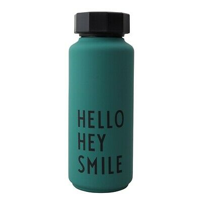 Design Letters Thermosflasche HELLO HEY SMILE