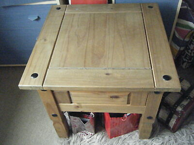 Mexican Corona Coffee Table Side Table