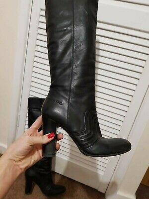 Beautiful womens Miss Sixty leather boots. Size 38/5 UK. Great condition