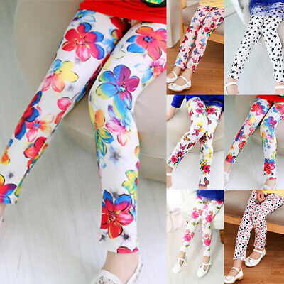 Girls Pants Kids Trousers Pants Toddlers Trousers Slim Fit Bottoms Skinny