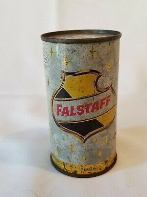 NICE ~ FALSTAFF 11oz FLAT TOP BEER CAN ~ Test Can~