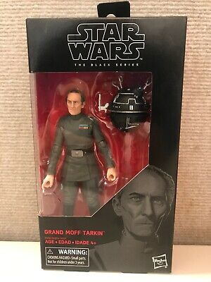 Star Wars: The Black Series - #63 Grand Moff Tarkin - 6-Inch - Sealed