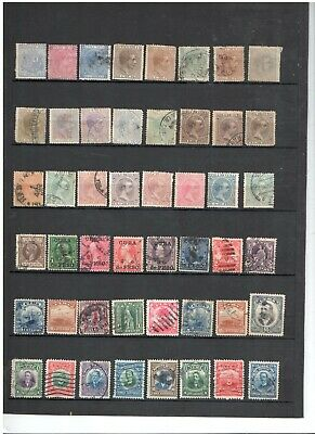 Lot 100Timbres Caraibes