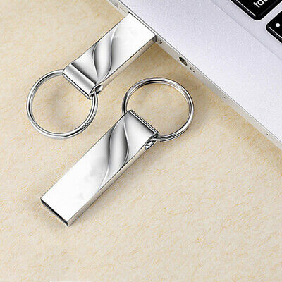 64GB 32GB Metal USB 3.0 2.0 Memory Stick Flash Drive Pen Thumb Storage U Disk
