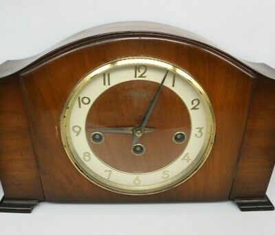BENTIMA WESTMINSTER Chime Mantle Clock With Key