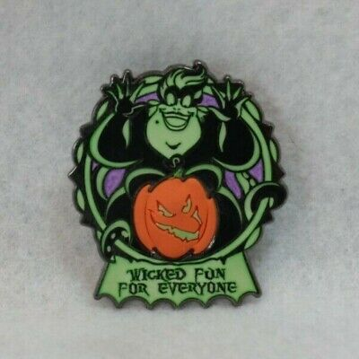 Disney Parks Wicked Fun For Everyone LE 1500 Pin Ursula Little Mermaid