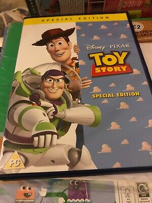 Toy Story (DVD, 2010)