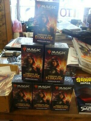Magic the Gathering Throne of Eldraine Pre-Release Kit 2019