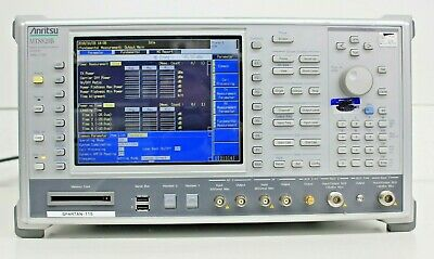 Anritsu MT8820B 30MHz -2.7GHz Radio Communication Analyzer