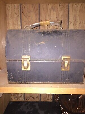 Very Old Lunchbox - Early 1940-50's The American Thermos Bottle Co. Made In USA