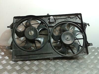 2003 FORD FOCUS 1753 Diesel Radiator Cooling Fan/Motor