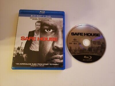 Safe House (Bluray, 2012) [BUY 2 GET 1]