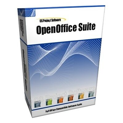 GIFT - Office Software Compatible With MS Excel Word 2007 2010 2013 Documents So