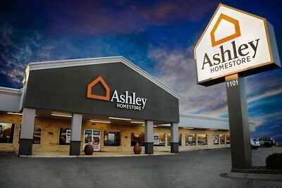 Ashley Homestore 20% off coupon instore or online fast delivery