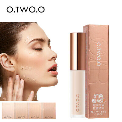 O.TWO.O Long Lasting Waterproof Full Coverage Liquid Foundation Concealer Primer