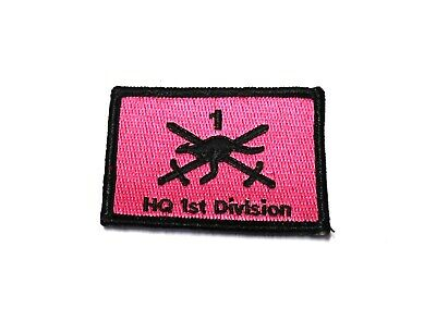 Australian Army Headquarters 1st Division Fund Raising Patch