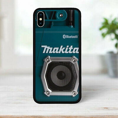 Jobsite MAKITA 20V Case iPhone 6 6s 7 8 Plus X XR XS 11 Pro Max Samsung S Cover