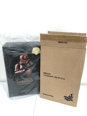 Hot Toys MMS330 Star Wars Stormtrooper exclusive copper chrome version 1/6