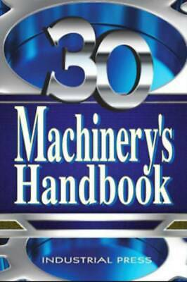 Machinery's Handbook, 30th Edition, by Erik Oberg【P.D.F By EmaiL】
