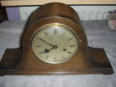 mantle clock and key