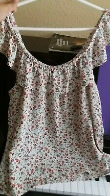 top mujer ropa chica camiseta flores ropa mujer