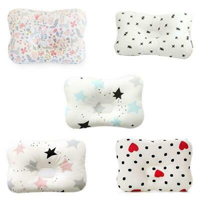 Baby Soft Pillow Breathable Baby Head Shaping Pillow Flat Head Sleeping Support