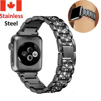 2019 New Stainless Steel Bracelet Band Strap For Apple Watch Series 5 40MM 44MM