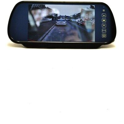 7 inch colour clip on mirror rear view monitor