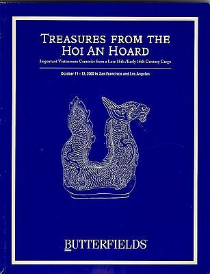 Treasures From the Hoi An Hoard :Vietnamese Ceramics from 15th Shipwreck
