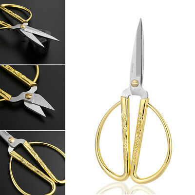 Trimming Stainless Steel Phoenix Tailor Scissors Sewing Shears Fabric Cutter