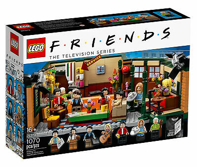 LEGO Ideas: Friends Central Perk 21319 *CONFIRMED*