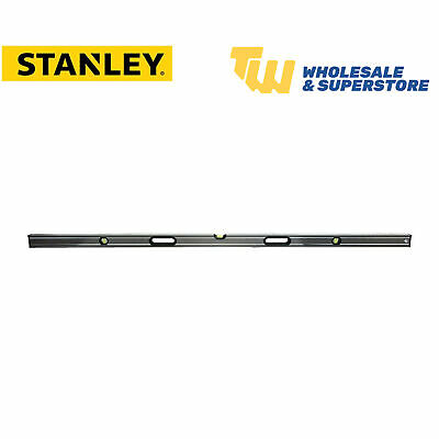 Stanley FATMAX Pro 1800mm STA043672 Box Beam Spirit Aluminium Level 3 Vial 180cm
