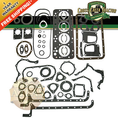 TX13217 NEW Overhaul Gasket Set - 4 Cylinder for LONG-FIAT TRACTORS W/ 95MM BORE