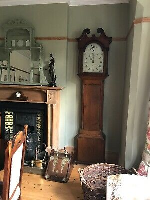 18th Century Longcase (Grandfather) Clock