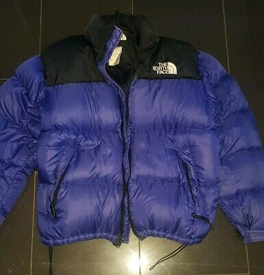 Mens The North Face 700  Puffer Jacket Coat Size Medium goose