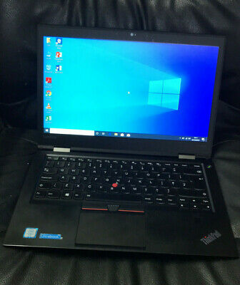 "Lenovo ThinkPad X1 Carbon 6th Generation 14"" Intel Core i7-6500U 120GB SSD 8GB"