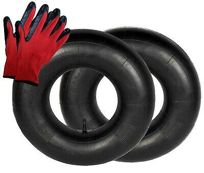 """FreeBird 2 Pack of 15x6.00-6"""" Replacement Inner Tubes for Pneumatic Tires with T"""