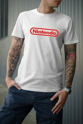 Nintendo T-shirt 100% Cotton