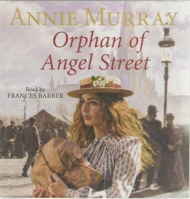 Annie Murray - The Orphan of Angel Street (3xCD A/Book 2006)